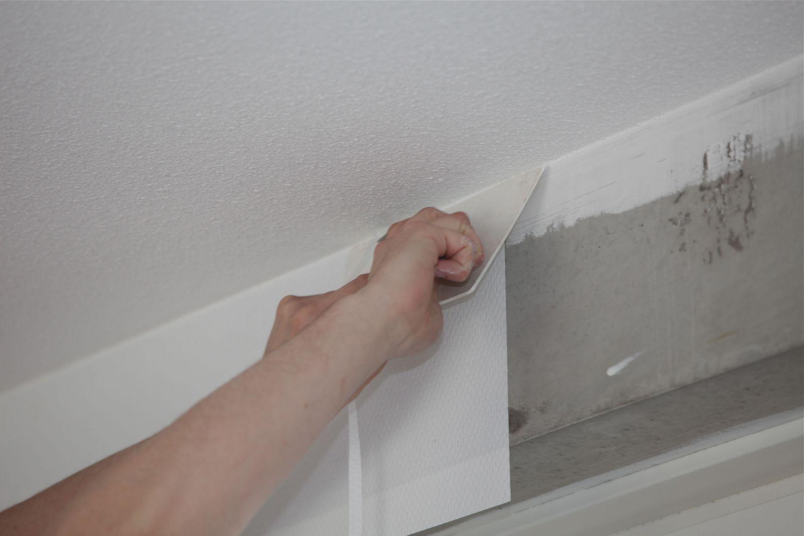 Scheuren in stucwerk voorkomen